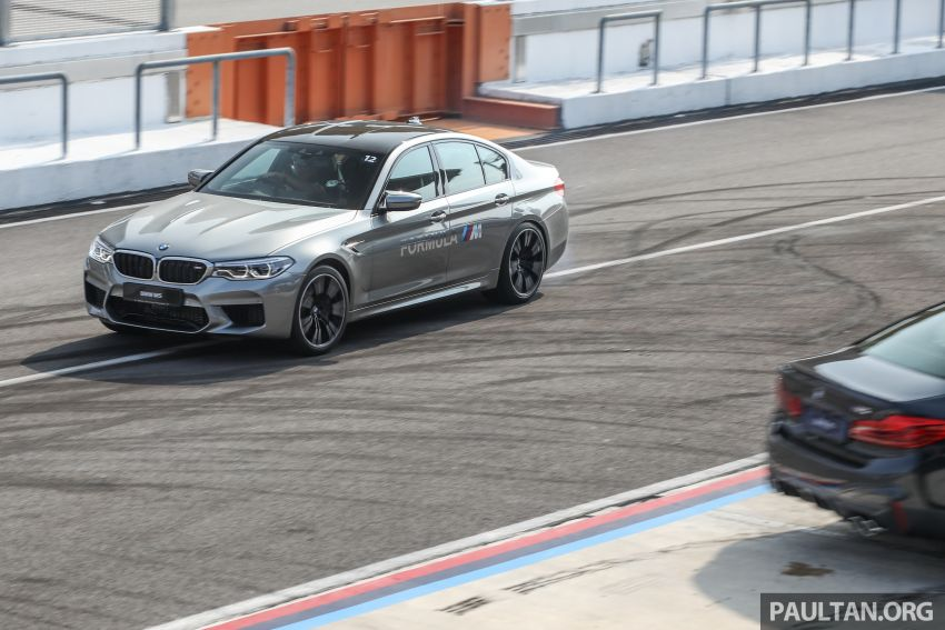 F90 BMW M5 launched in Malaysia, from RM943k Image #818454