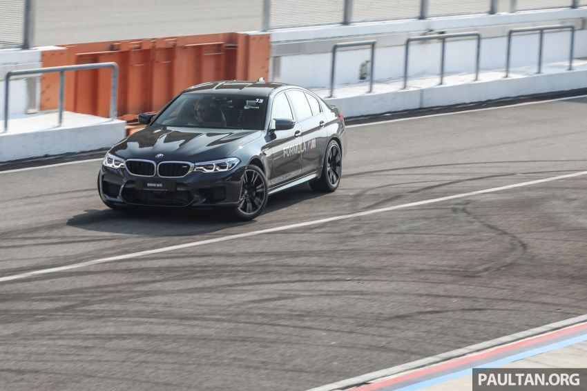 F90 BMW M5 launched in Malaysia, from RM943k Image #818455