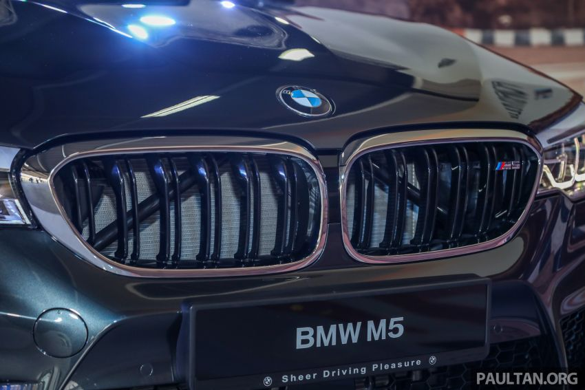 F90 BMW M5 launched in Malaysia, from RM943k Image #818363