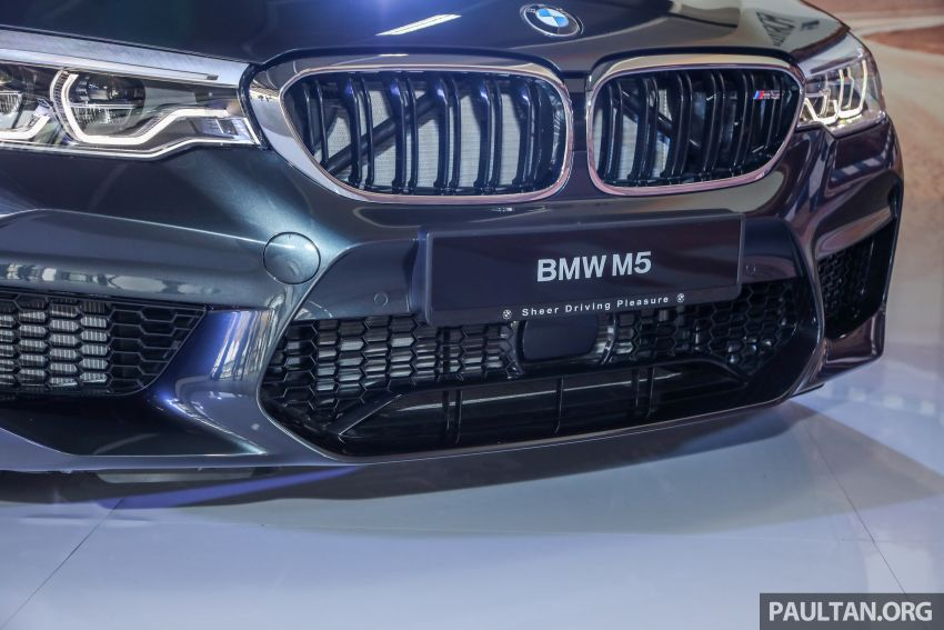 F90 BMW M5 launched in Malaysia, from RM943k Image #818364