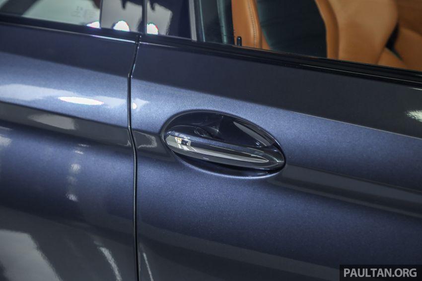 BMW M5 F90 dilancarkan di Malaysia, bermula RM943k Image #818621