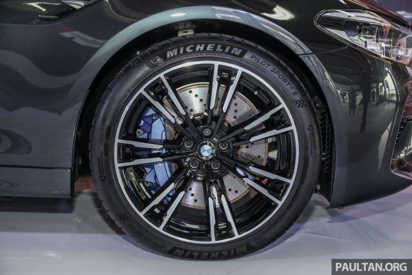 BMW M5 F90 dilancarkan di Malaysia, bermula RM943k Image #818624