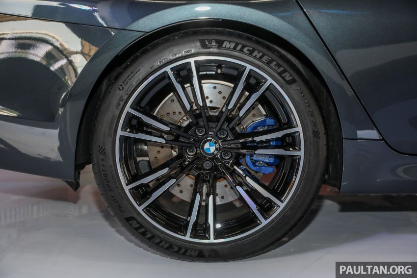F90 BMW M5 launched in Malaysia, from RM943k Image #818374