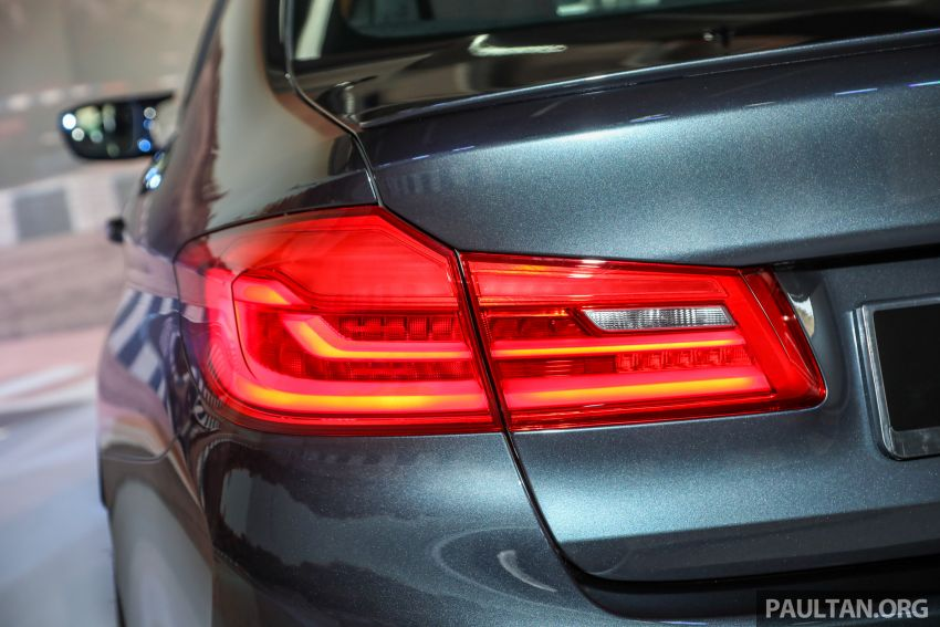 F90 BMW M5 launched in Malaysia, from RM943k Image #818375