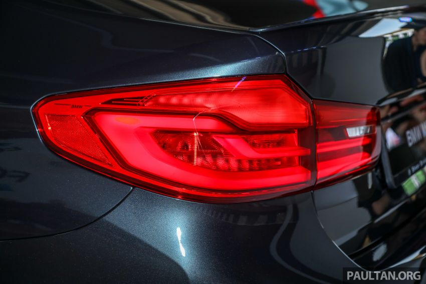 F90 BMW M5 launched in Malaysia, from RM943k Image #818376