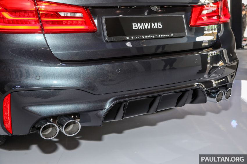F90 BMW M5 launched in Malaysia, from RM943k Image #818380