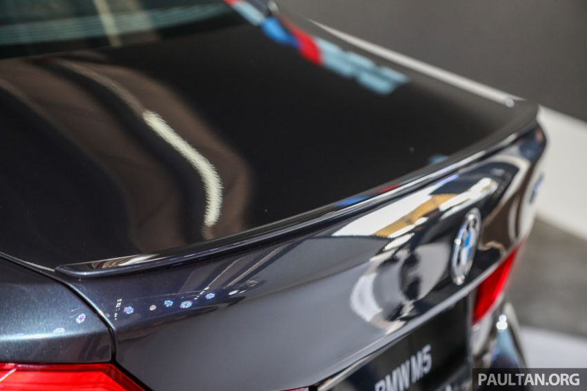F90 BMW M5 launched in Malaysia, from RM943k Image #818382