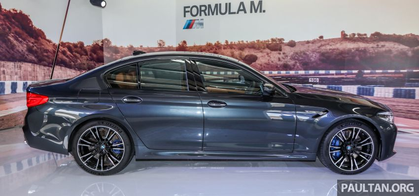 F90 BMW M5 launched in Malaysia, from RM943k Image #818355