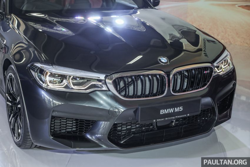 F90 BMW M5 launched in Malaysia, from RM943k Image #818359