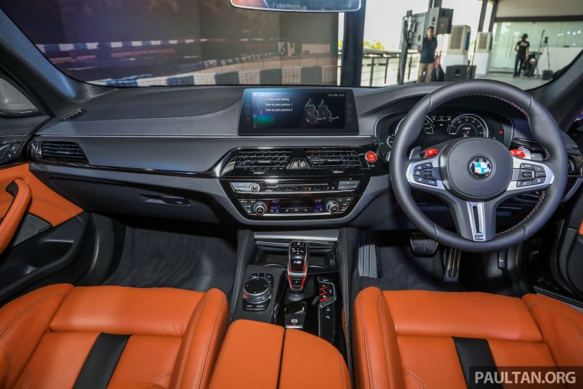 F90 BMW M5 launched in Malaysia, from RM943k Image #818386