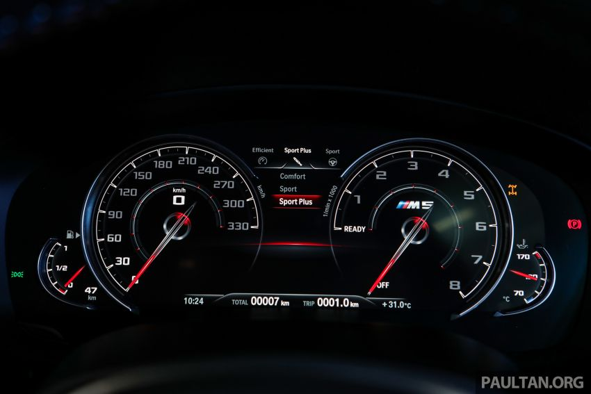 F90 BMW M5 launched in Malaysia, from RM943k Image #818396