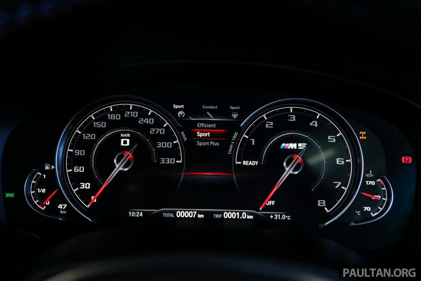 F90 BMW M5 launched in Malaysia, from RM943k Image #818397
