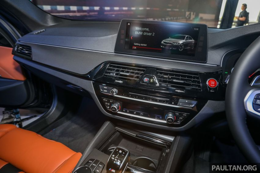 F90 BMW M5 launched in Malaysia, from RM943k Image #818398