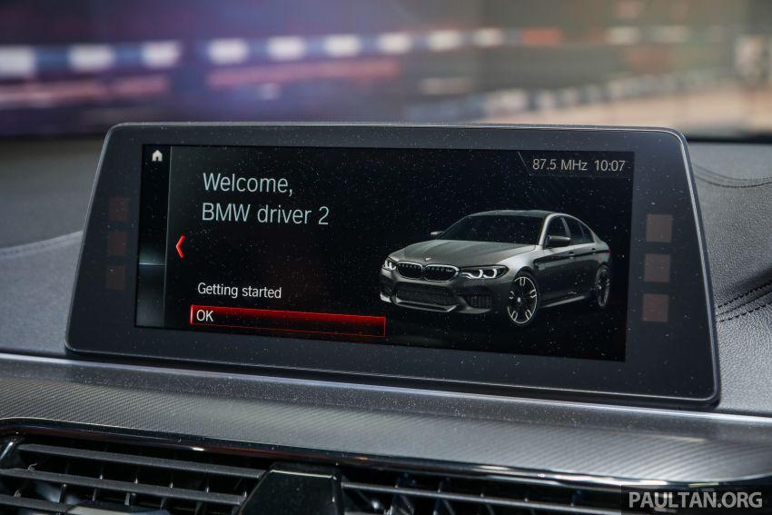 BMW M5 F90 dilancarkan di Malaysia, bermula RM943k Image #818648