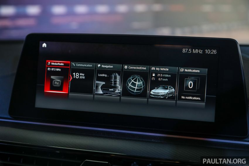 F90 BMW M5 launched in Malaysia, from RM943k Image #818401