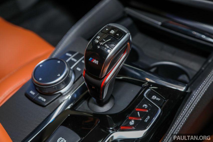 BMW M5 F90 dilancarkan di Malaysia, bermula RM943k Image #818664