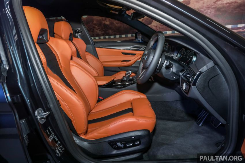 F90 BMW M5 launched in Malaysia, from RM943k Image #818426