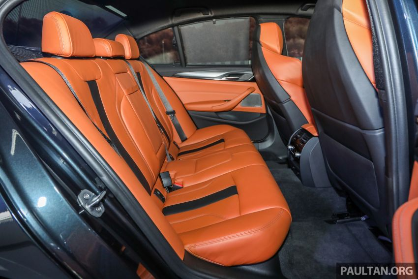 F90 BMW M5 launched in Malaysia, from RM943k Image #818436