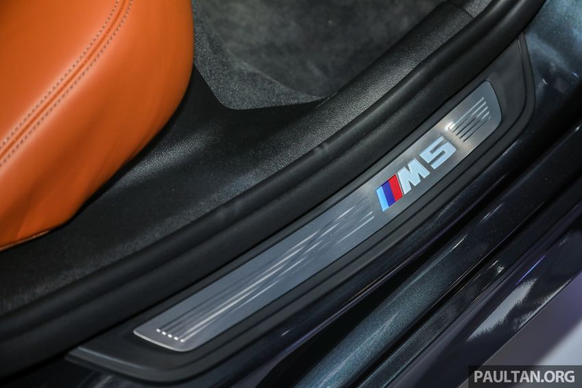 F90 BMW M5 launched in Malaysia, from RM943k Image #818441