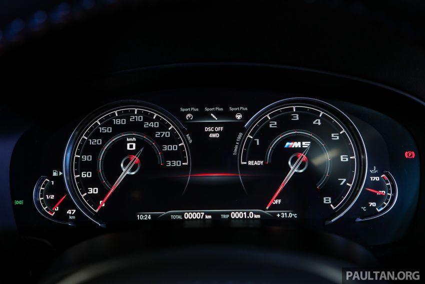 BMW M5 F90 dilancarkan di Malaysia, bermula RM943k Image #818641