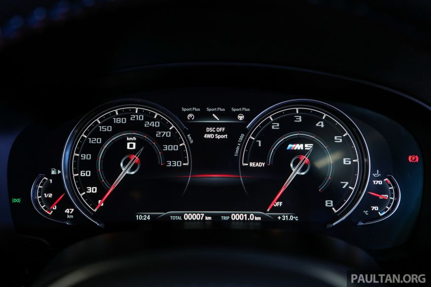 F90 BMW M5 launched in Malaysia, from RM943k Image #818392