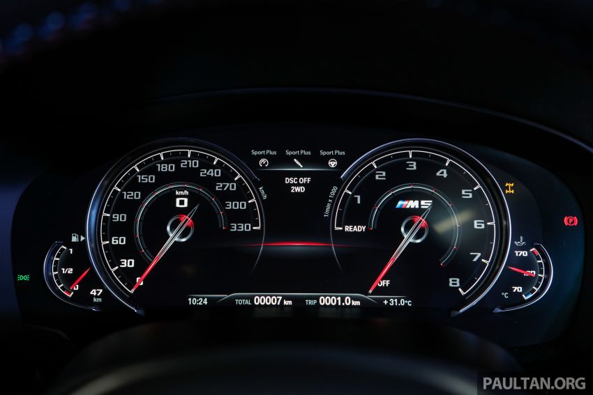 F90 BMW M5 launched in Malaysia, from RM943k Image #818393