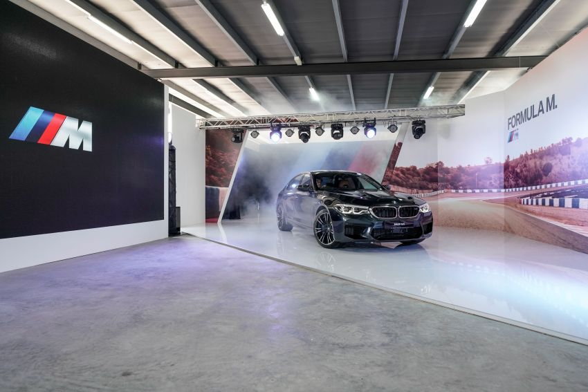 F90 BMW M5 launched in Malaysia, from RM943k Image #818859