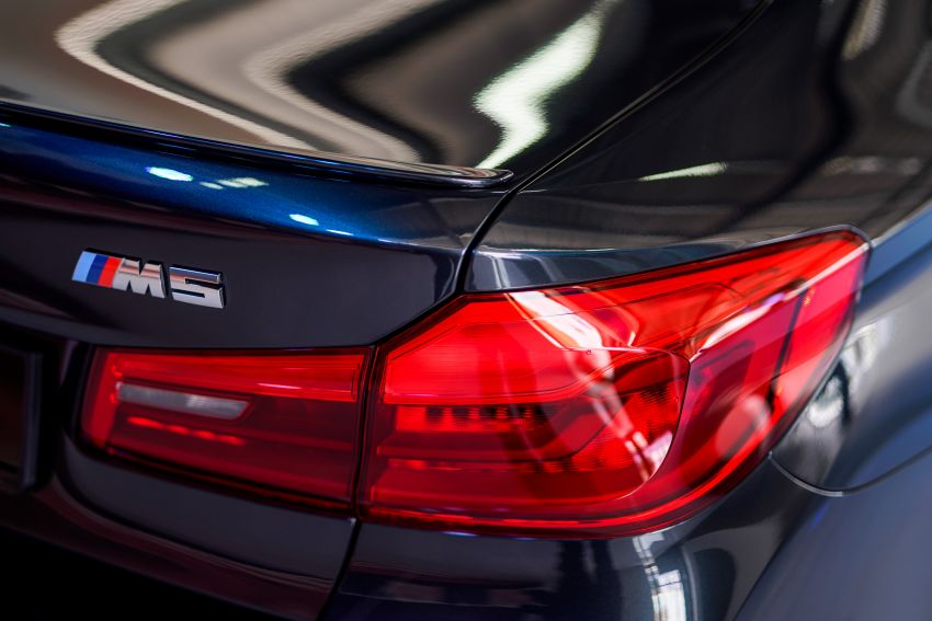 F90 BMW M5 launched in Malaysia, from RM943k Image #818869