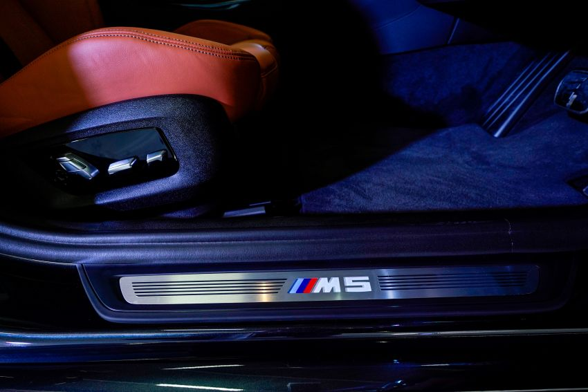 F90 BMW M5 launched in Malaysia, from RM943k Image #818871