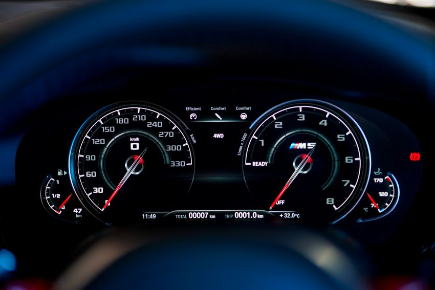 F90 BMW M5 launched in Malaysia, from RM943k Image #818874