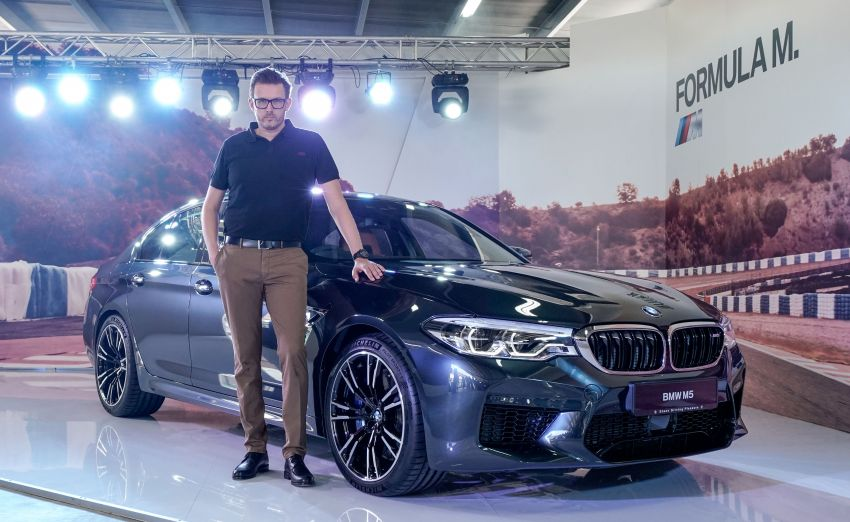 F90 BMW M5 launched in Malaysia, from RM943k Image #818860