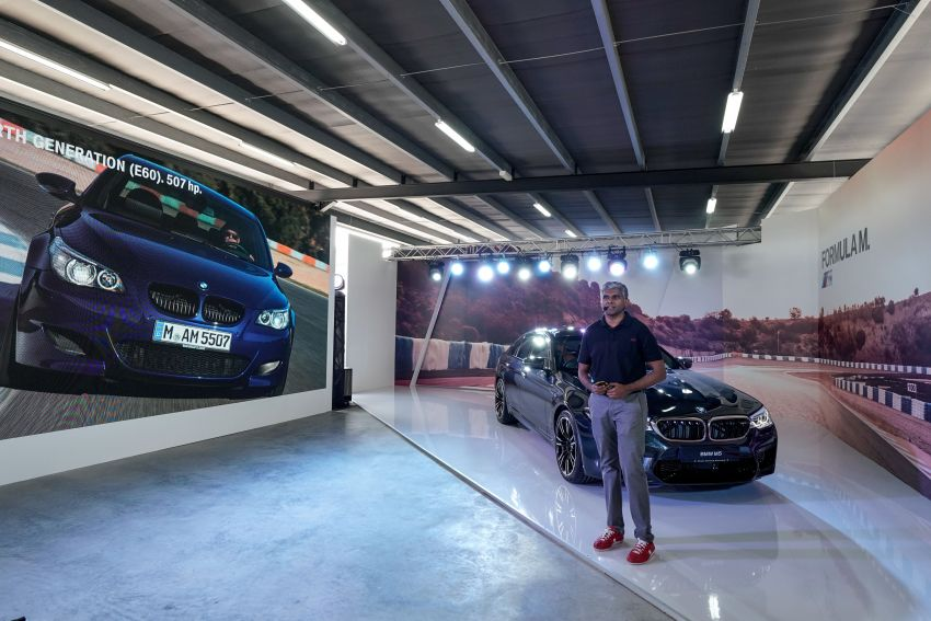 F90 BMW M5 launched in Malaysia, from RM943k Image #818862