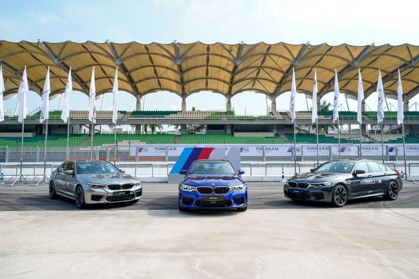 F90 BMW M5 launched in Malaysia, from RM943k Image #818863