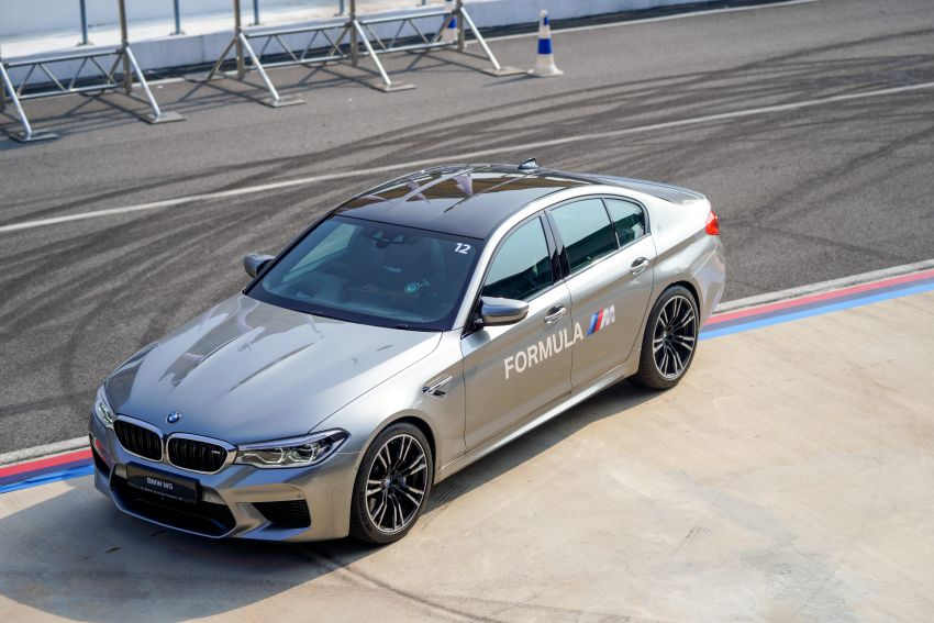 F90 BMW M5 launched in Malaysia, from RM943k Image #818864
