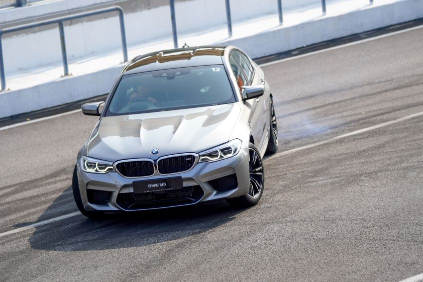 F90 BMW M5 launched in Malaysia, from RM943k Image #818865