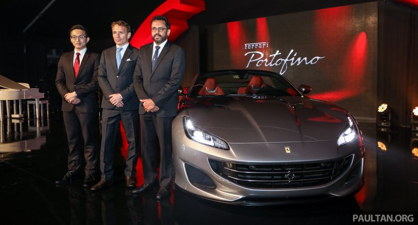 Ferrari Portofino introduced in Malaysia – RM948k Image #816387