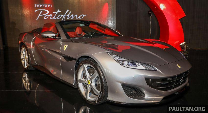 Ferrari Portofino introduced in Malaysia – RM948k Image #816392