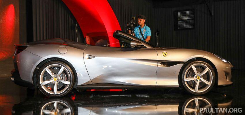 Ferrari Portofino introduced in Malaysia – RM948k Image #816406