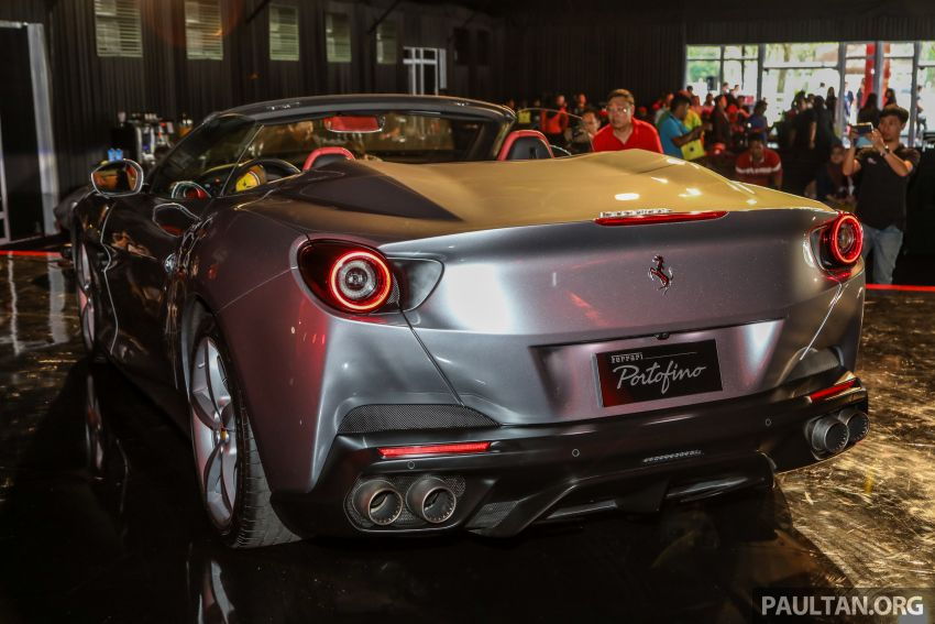 Ferrari Portofino introduced in Malaysia – RM948k Image #816409