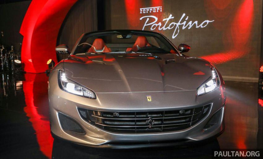 Ferrari Portofino introduced in Malaysia – RM948k Image #816411