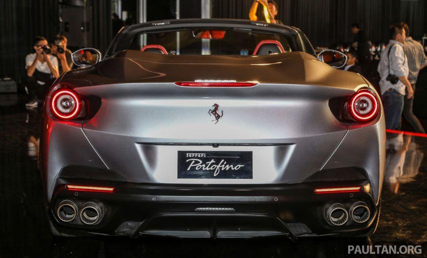 Ferrari Portofino introduced in Malaysia – RM948k Image #816412