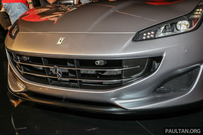 Ferrari Portofino introduced in Malaysia – RM948k Image #816423