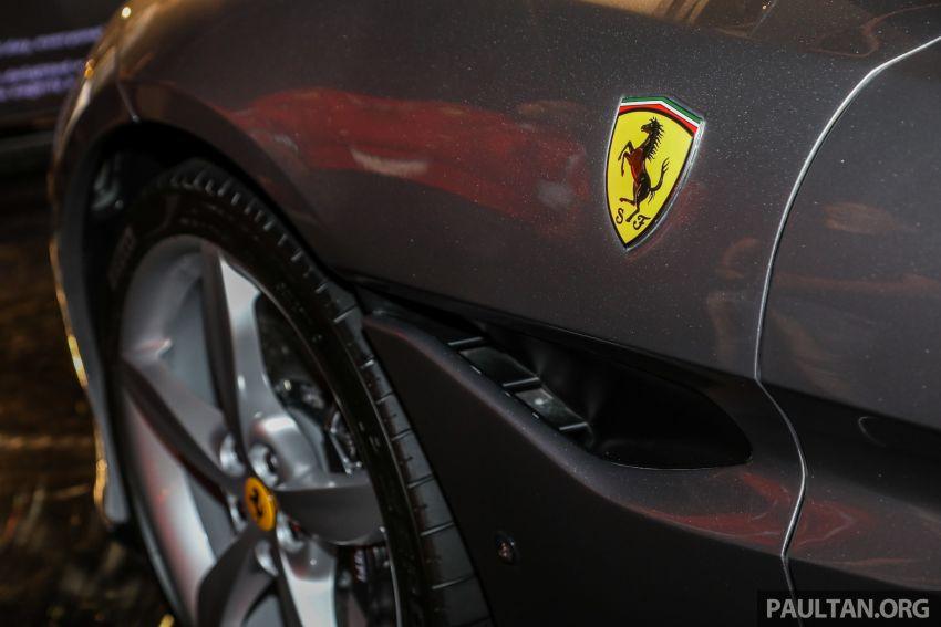 Ferrari Portofino introduced in Malaysia – RM948k Image #816428