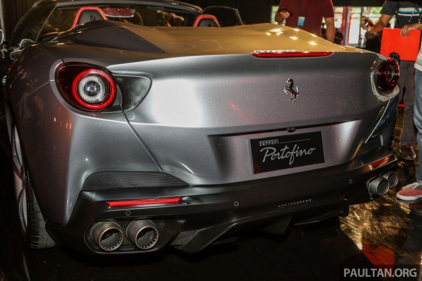 Ferrari Portofino introduced in Malaysia – RM948k Image #816434