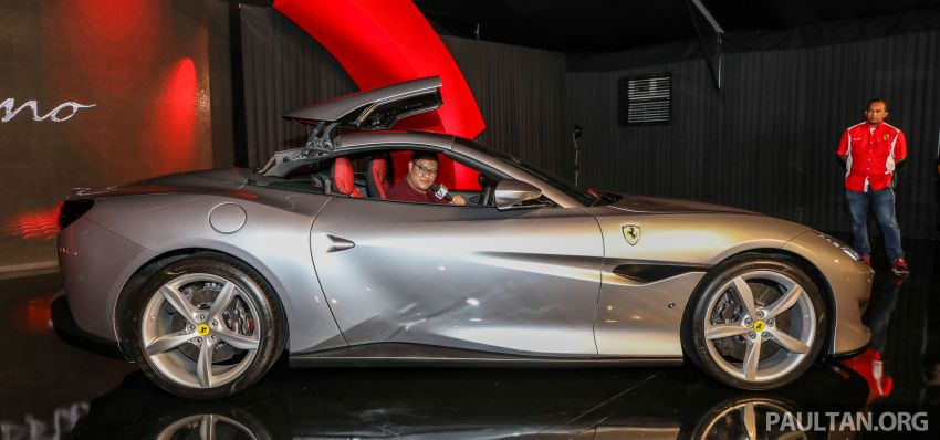 Ferrari Portofino introduced in Malaysia – RM948k Image #816396