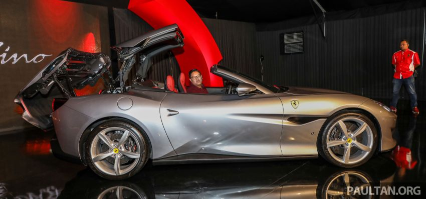 Ferrari Portofino introduced in Malaysia – RM948k Image #816398