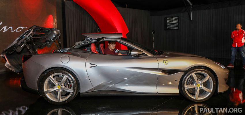Ferrari Portofino introduced in Malaysia – RM948k Image #816400