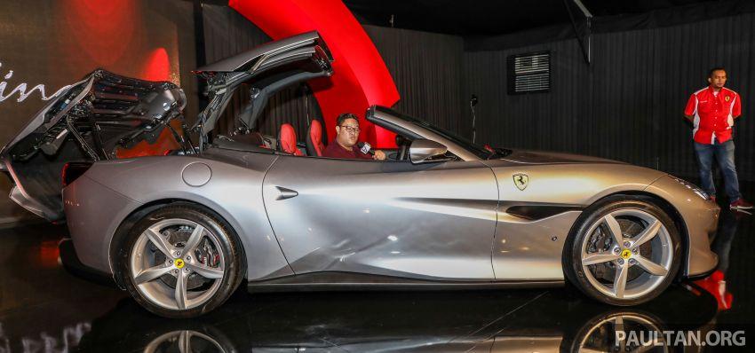 Ferrari Portofino introduced in Malaysia – RM948k Image #816402