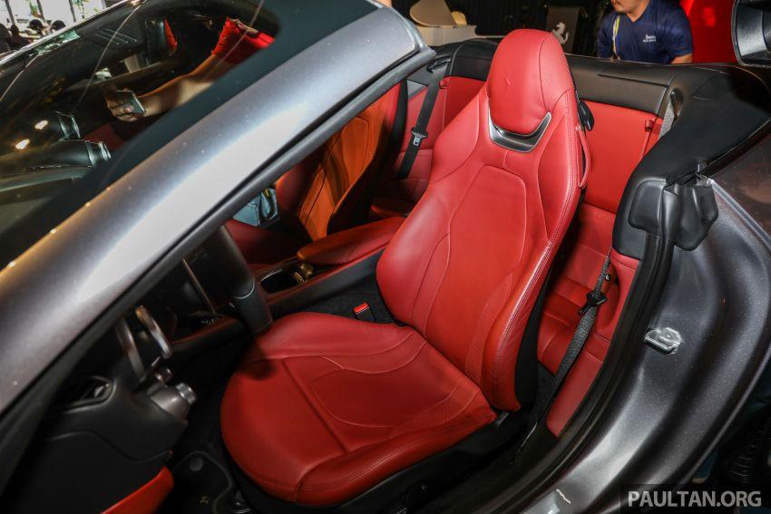 Ferrari Portofino introduced in Malaysia – RM948k Image #816497