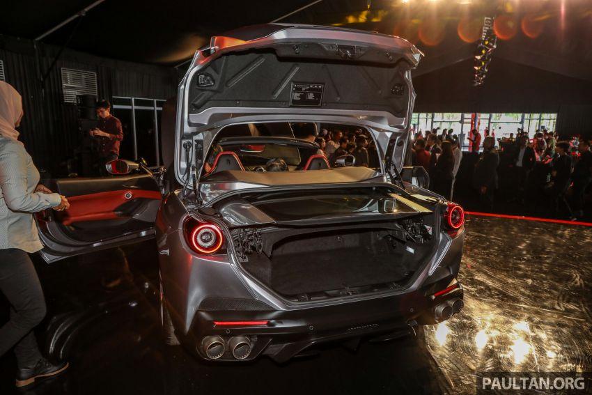 Ferrari Portofino introduced in Malaysia – RM948k Image #816514